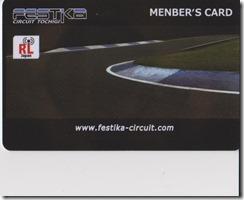 festikaカード